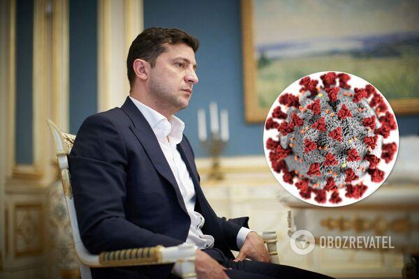 Зеленський готовий випробувати на собі українську вакцину проти COVID-19
