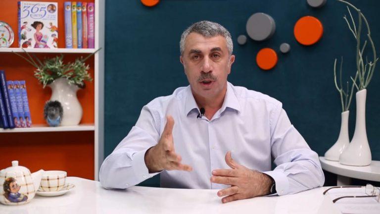 Комаровський назвав головний страх лікарів через пандемію COVID-19