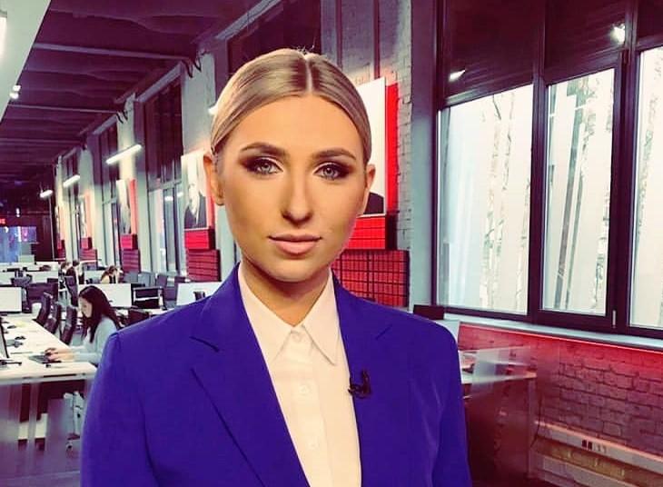 Напад у прямому ефірі: у поліції розкрили подробиці атаки на журналістку в Києві