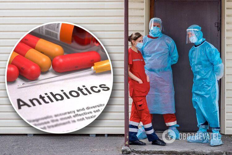 Вітаміни й антибіотики під час COVID-19: допомагають чи шкодять? Пояснюємо, що повинен знати кожен українець
