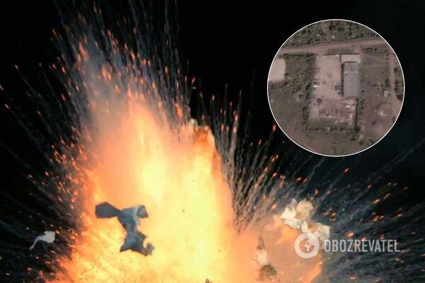 У районі майже сотні вибухів біля Дебальцевого виявилася база терористів. Фото