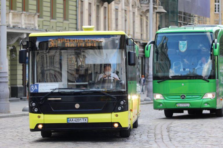 """Карантин """"вихідного дня"""": чи працюватиме громадський транспорт у такі дні"""