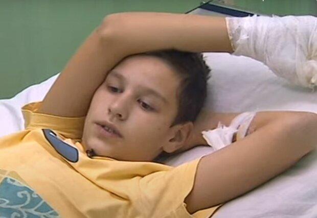 """""""Дбати сьогодні і зараз"""": чим закінчилася історія українського школяра, якого підпалили за лайки"""