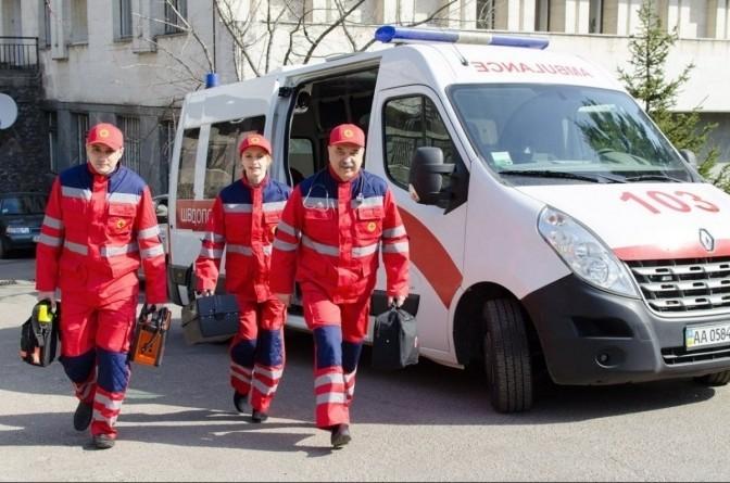 В Україні змінили правила виклику швидкої допомоги (документ)