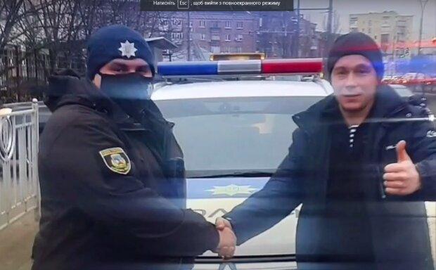У Києві жінка почала народжувати посеред дороги: дитину врятували поліцейські