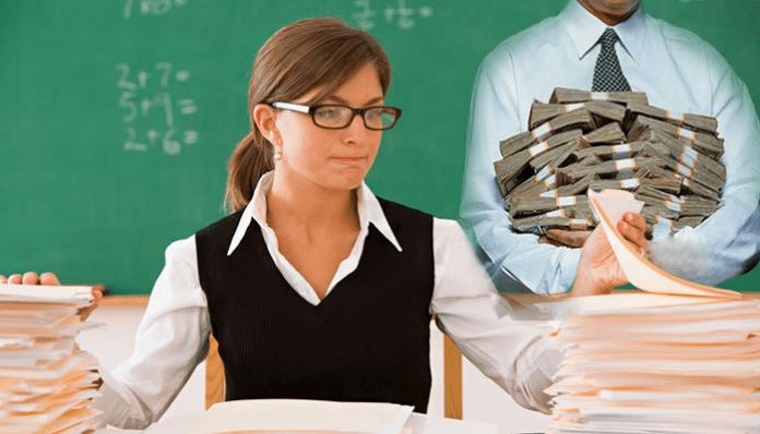 З 1 січня зросла зарплата освітян: скільки отримають