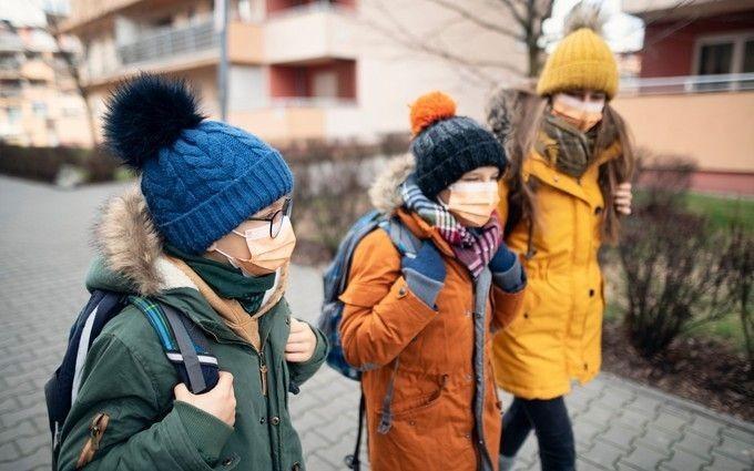 Шкільні канікули після локдауну: з'явилися нові дати