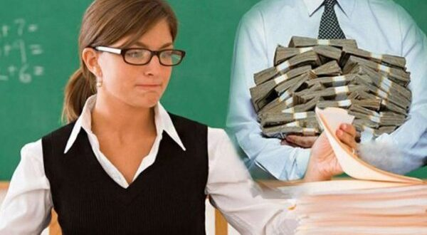 Вчителі отримають обіцяну надбавку до зарплати, але аж після трьох етапів сертифікації