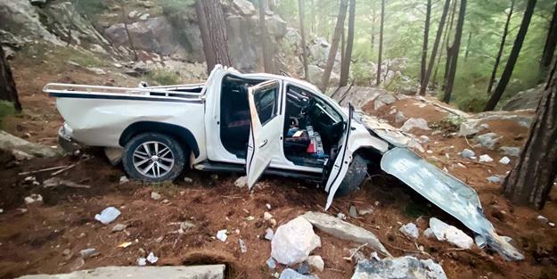 У Туреччині авто з двома українками впало у прірву