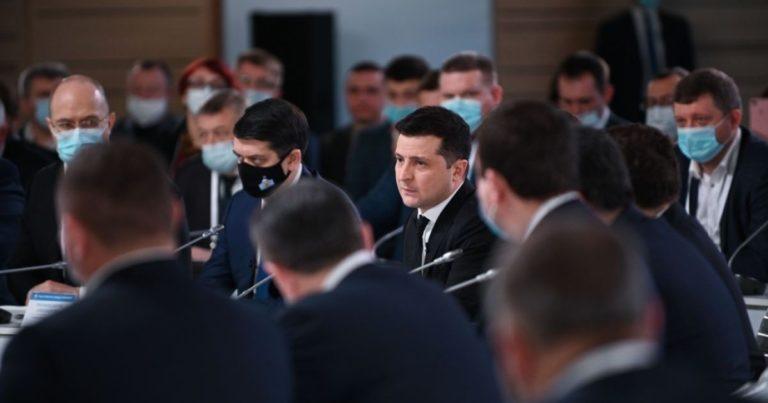 Зеленський назвав перше завдання Конгресу місцевих і регіональних влад