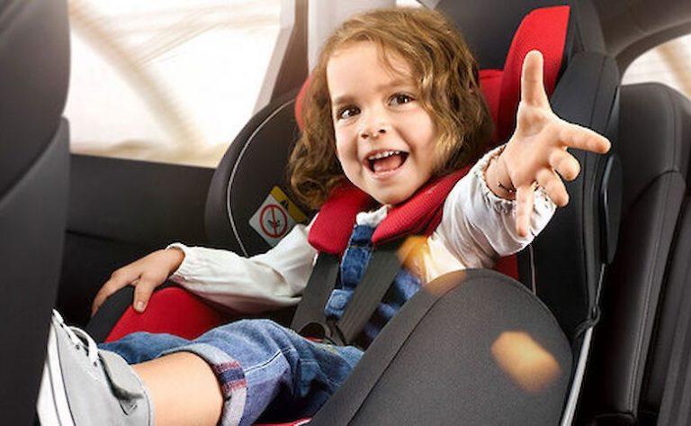 В Україні змінили правила перевезення дітей в автомобілі