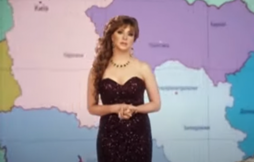 """""""Квартал 95"""" випустив пародію на Оксану Марченко"""