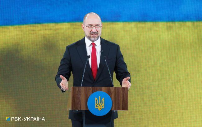 500 тисяч гривень зарплати, будинок і 155 тисяч доларів готівкою: декларація прем'єр-міністра Шмигаля