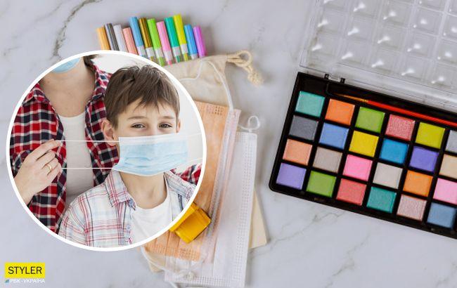 Дітям теж потрібно носити маску: з'явилися нові рекомендації від медиків