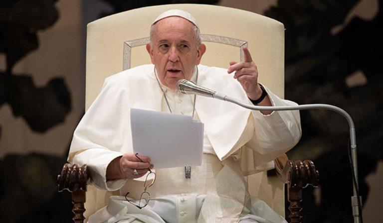 Папа Римський передрік новий Всесвітній потоп і висловився про гнів Божий