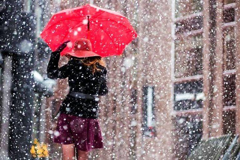 Українцям пообіцяли різке похолодання до -12 градусів і мокрий сніг