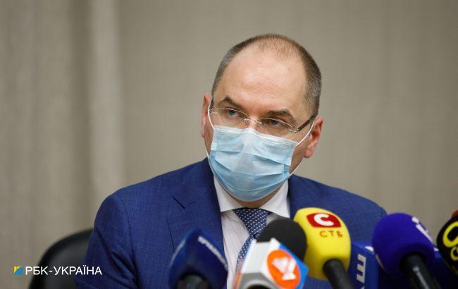 Степанов прогнозує 30 тисяч хворих на COVID за добу в наступні 10 днів