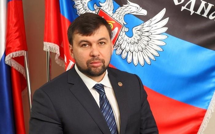 """Пушилін заявив про розширення меж так званої """"ДНР"""""""