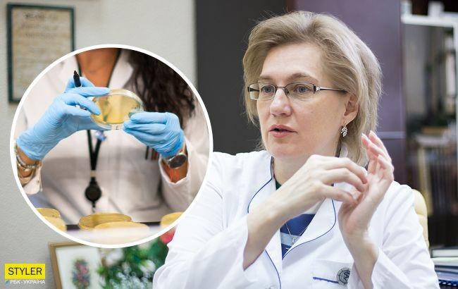 Голубовська назвала нову небезпеку коронавірусу