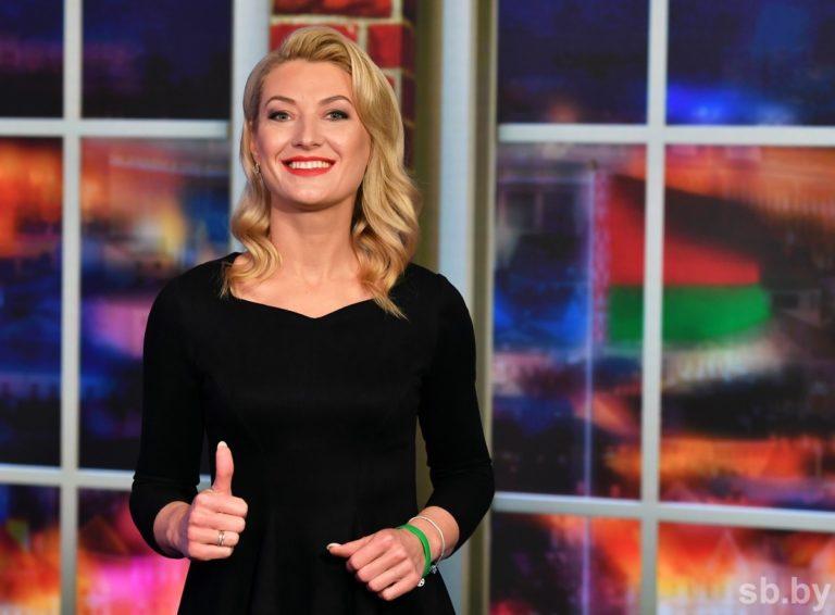 """Телеведуча видала, що Україна """"загинається від злиднів, а народ лазить по смітниках"""" (відео)"""