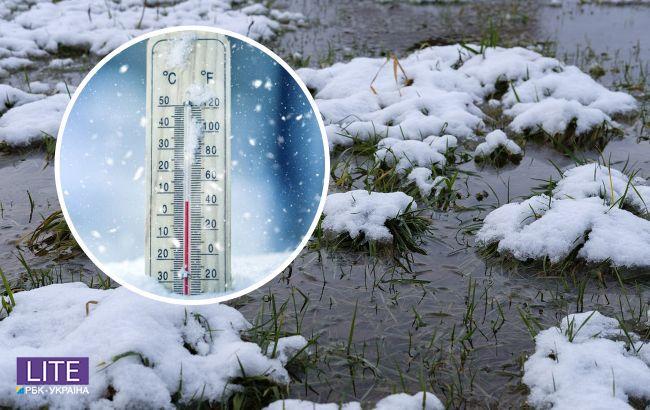 Зливи, сніг і мерзенний холод: які області України накриє лютою негодою