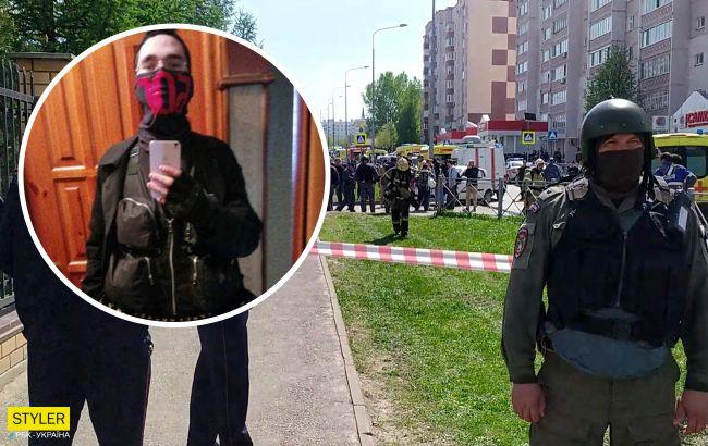 Масове вбивство в російській гімназії: з'явилося відео допиту стрілка
