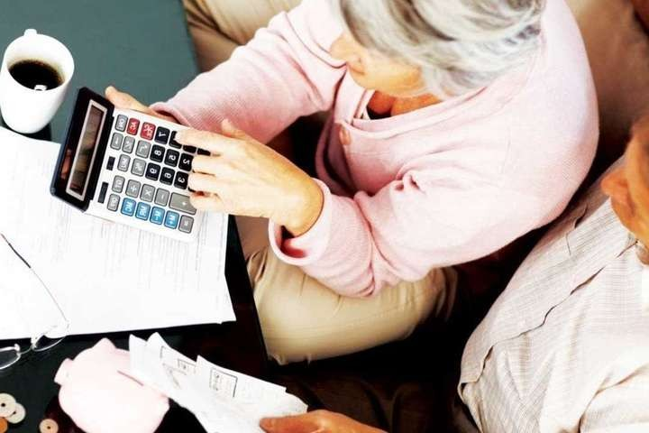 В Україні пенсіонерам, які працюють проведуть перерахунок пенсій