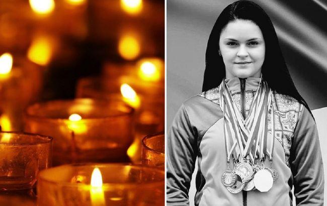 Була усміхненою та успішною: Трагічна загибель, попрощались із 17-річною чемпіонкою України з пауерліфтингу