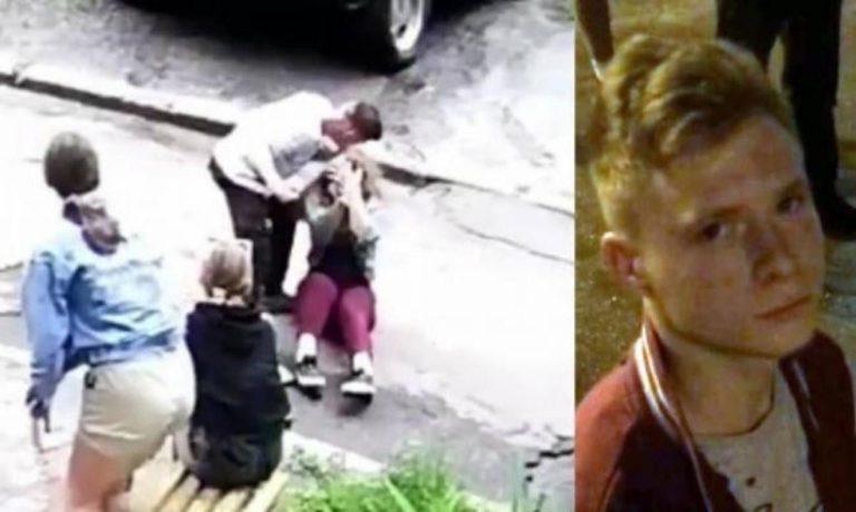 Бив ногами і зламав ніс: У поліції відреагували на жорстоке побиття хлопцем 14-річної дівчини(ВІДЕО 18+)