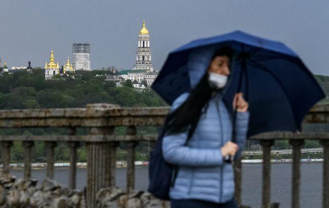 Мерзенний холод і суцільні зливи: синоптики шокували прогнозом погоди