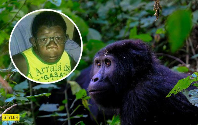 """Дитина """"народилася"""" від шимпанзе: в Анголі експерти перевіряють гени хлопчика"""