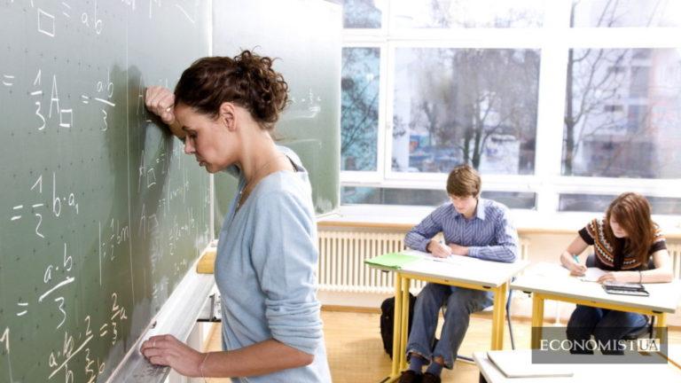 Усі хвороби від нервів: чим найчастіше хворіють педагоги