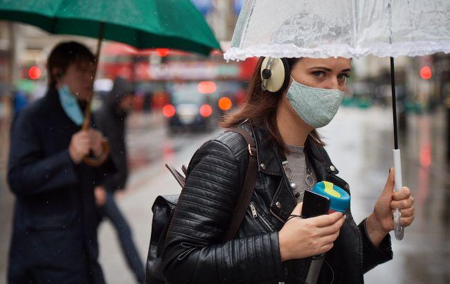 В Україну йде похолодання з потужними дощами і шквалами: де зіпсується погода