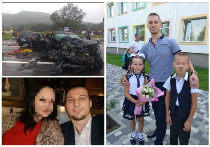 У моторошній ДТП загинули мама і син, батько знаходиться в реанімації: потрібна допомога, на батька чекає єдина дочка (ФОТО)