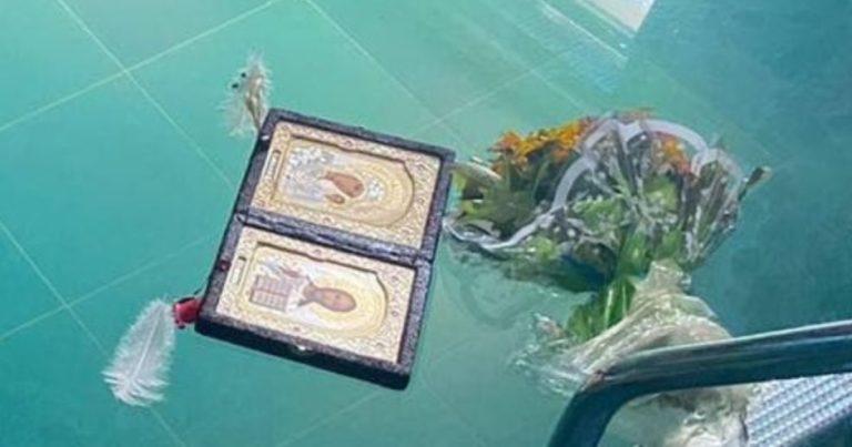 Плавали ікона, квіти і пір'я:  в басейні загадково загинула сім'я