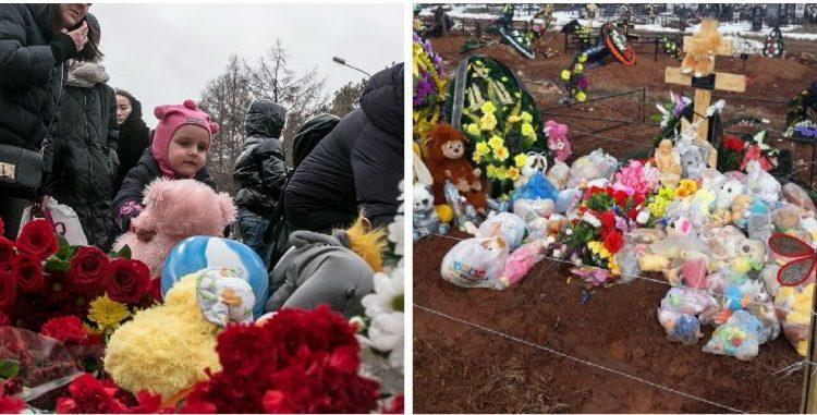 Мати забрала плюшевого ведмедя на чужій могилі і подарувала своїй доньці — тепер все життя буде шкодувати (ВIДЕО)