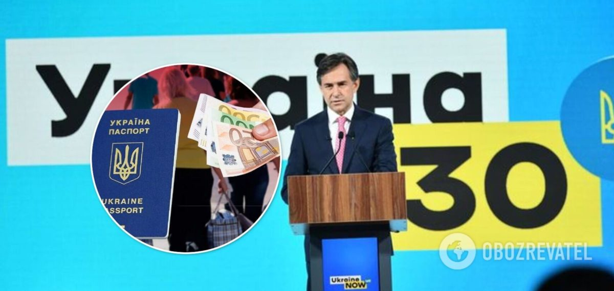 Любченко назвав середній вік українських заробітчан і скільки громадян щорічно виїжджає за кордон