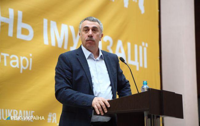 """Комаровський назвав терміни спалаху коронавірусу через штам """"Дельта"""""""