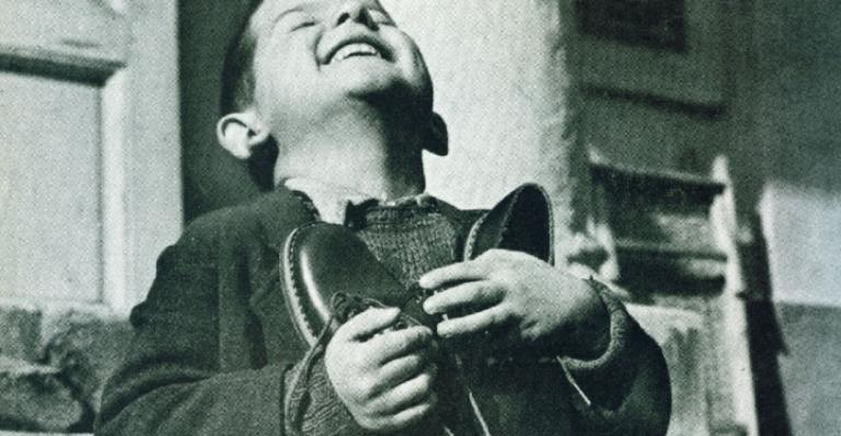 «Я прошу Бога, щоб Він дав мені одну пару черевиків» – це історія змінила в мені все