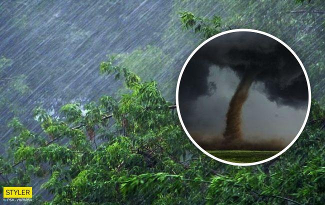 Україну охопить надпотужними зливами: які області затопить