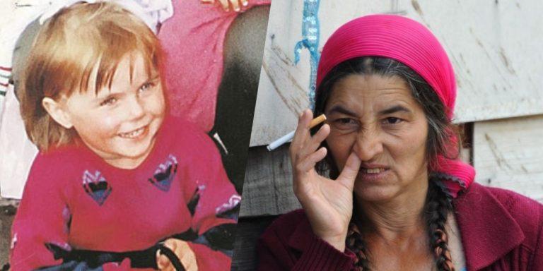 Жінка залишила назавжди 5-річну доньку в циганському таборі: Як живе сьогодні 27-річна дівчина. Ф0Т0