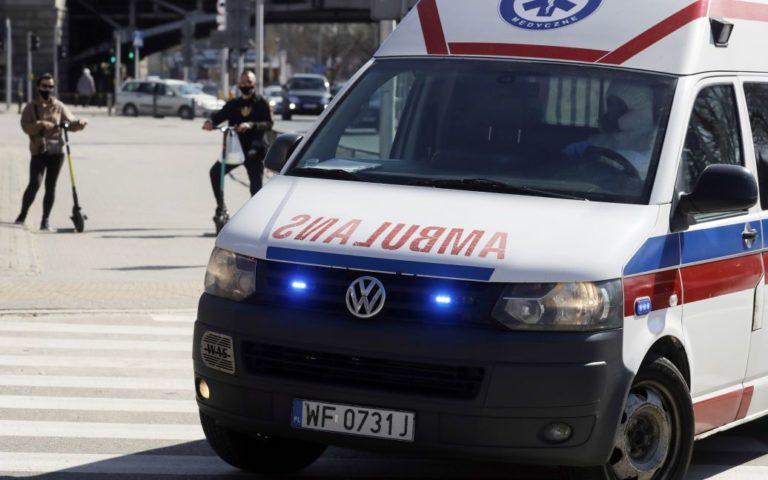 У Польщі мікроавтобус з українцями потрапив у ДТП: внаслідок аварії постраждало 7 осіб