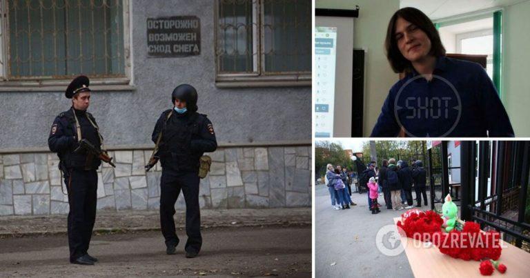 Батько пермського терориста воював на Донбасі та дав сину гроші на зброю