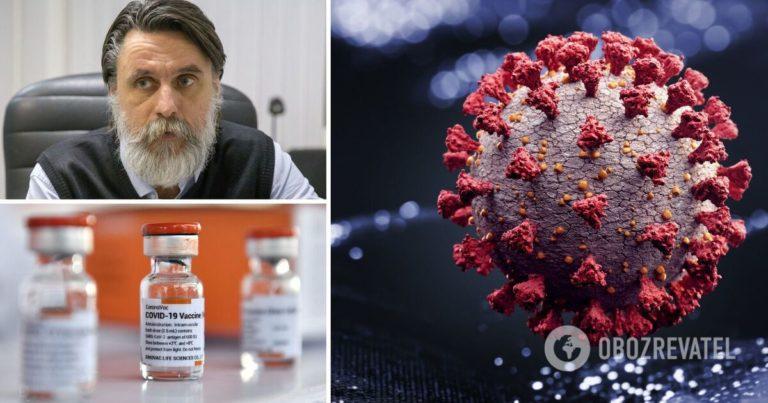 Професор Досенко: Дельта-штам – особливий, вакцини працюють, але локдаун імовірний
