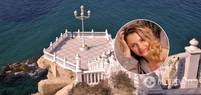 З'явилися подробиці про українку, яка зірвалася зі скелі в Іспанії