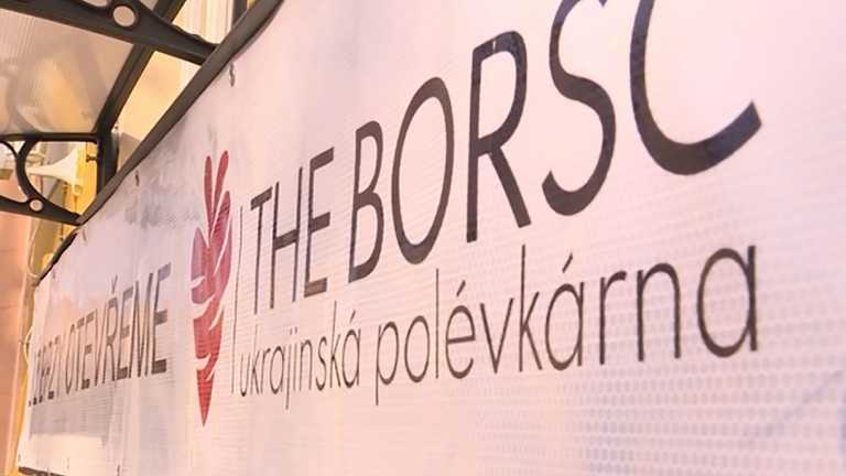 Українці відкрили у Чехії ресторан національної кухні The Borsch