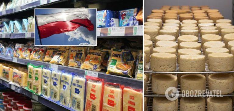 Підробки везуть із Польщі: українців годують фальсифікатом молочки