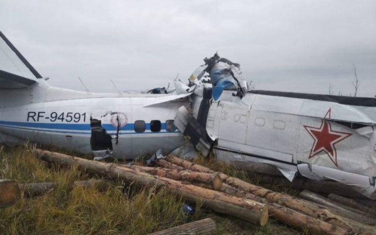 У Росії розбився літак: загинули 19 парашутистів